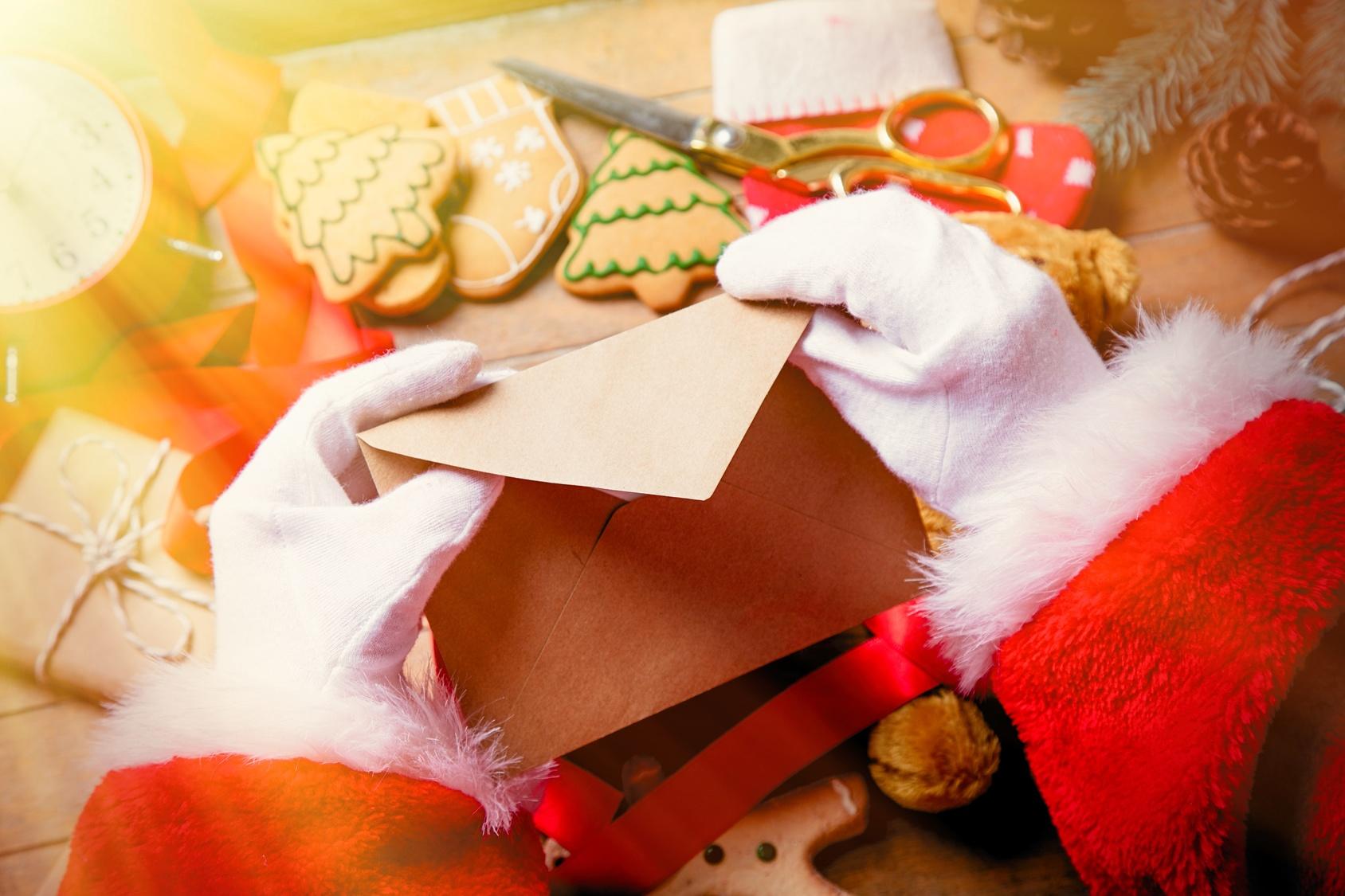 Grußkarten und Geschenke-Briefe zu Weihnachten | Verbraucherzentrale.de