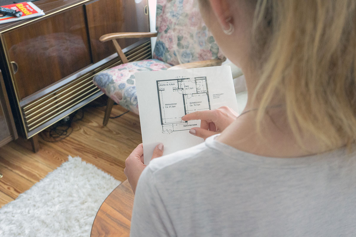 Die erste Wohnung: die wichtigsten Tipps für Suche und Mietvertrag ...