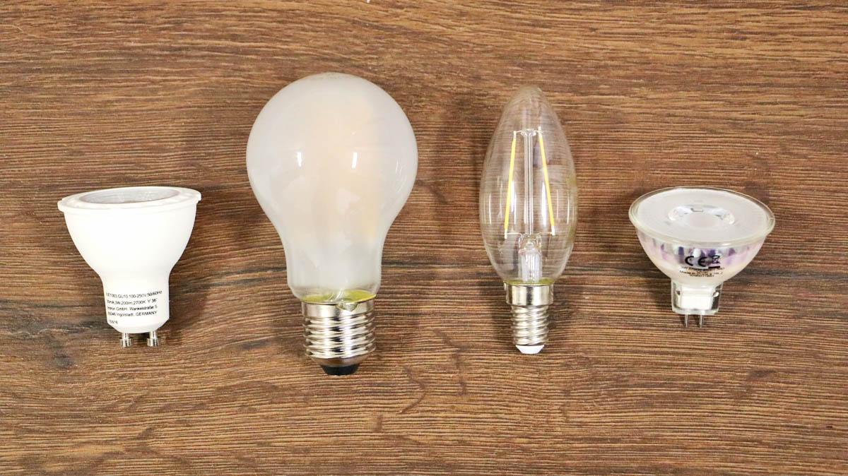 Verbot Von Halogenlampen Umstieg Auf Led Verbraucherzentrale De