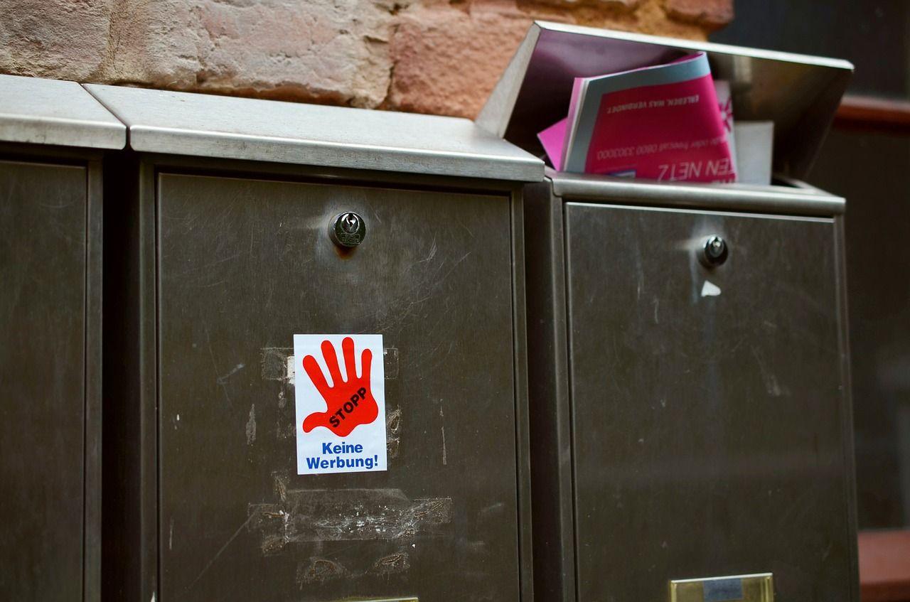 Briefkastenwerbung Wie Sie Sich Gegen Unerwunschte Werbung Wehren