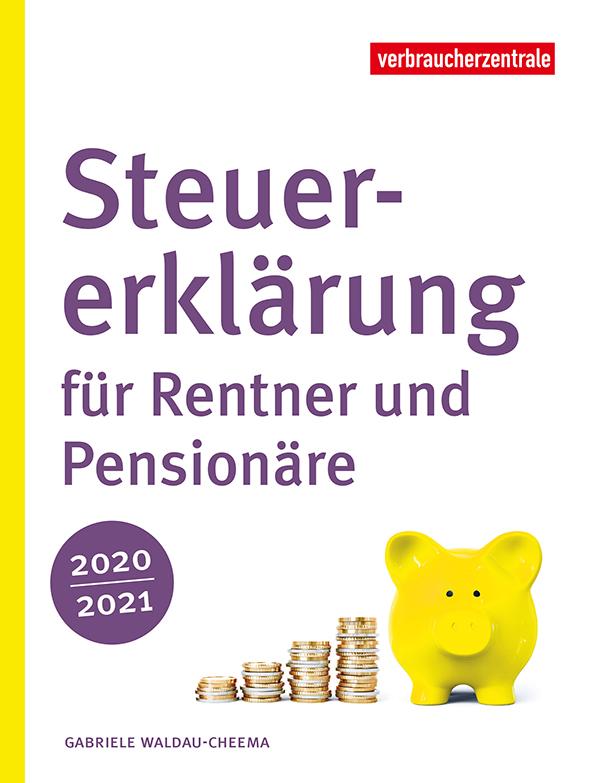 """Buchtitel """"Steuererklärung für Rentner und Pensionäre ..."""