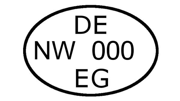 Identitätskennzeichen