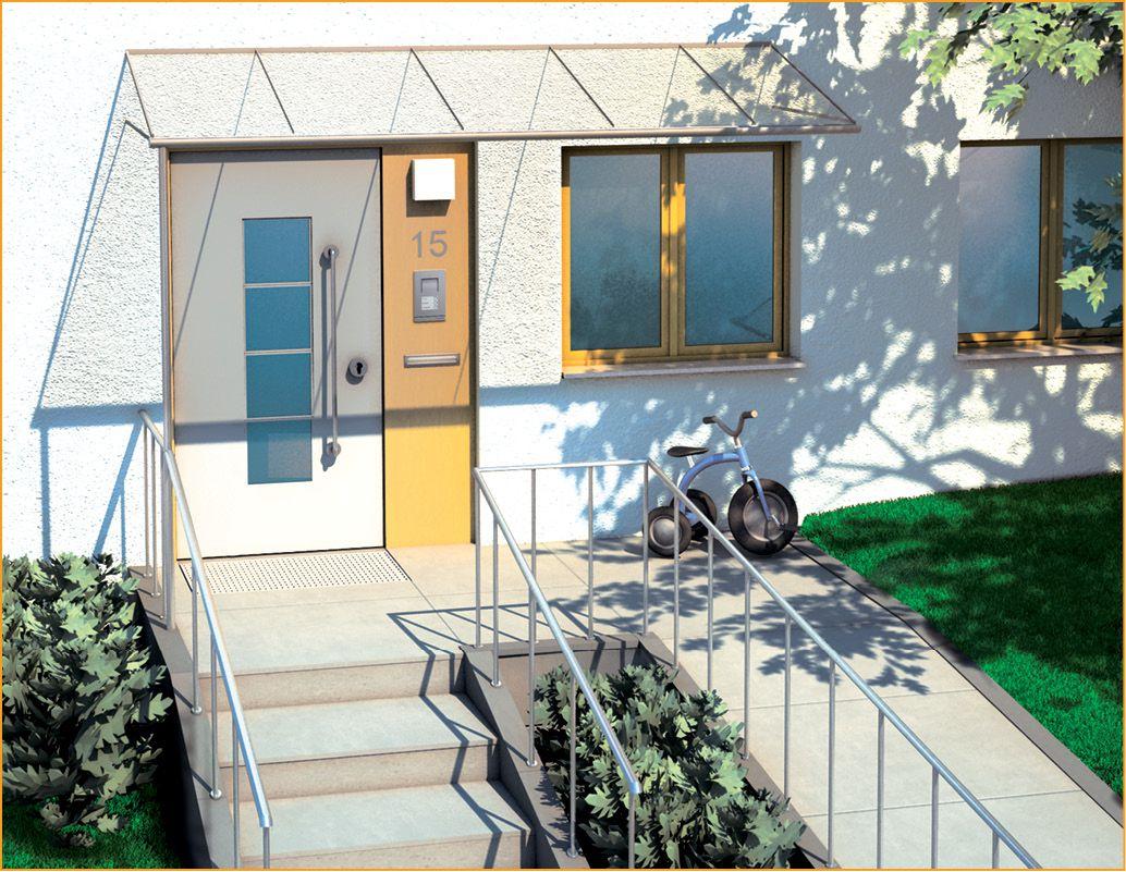 Eingangstur Visitenkarte Des Hauses Verbraucherzentrale De