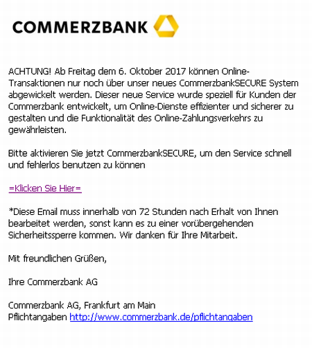 paypal commerzbank