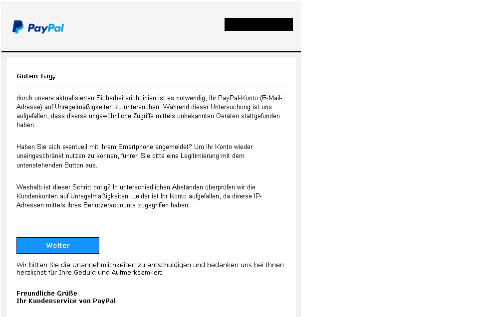 Phishing Radar Aktuelle Warnungen Verbraucherzentralede