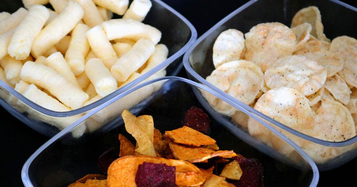 Sind Gemüsechips Gesünder Als Kartoffelchips Und Erdnussflips Verbraucherzentrale De