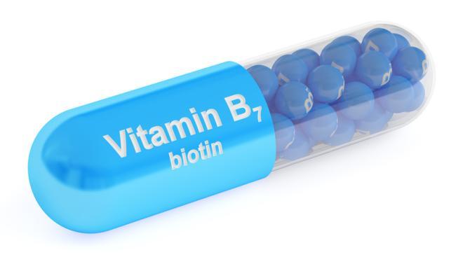 Sorgt Biotin Für Gesunde Haut Glänzende Haare Und Feste Nägel