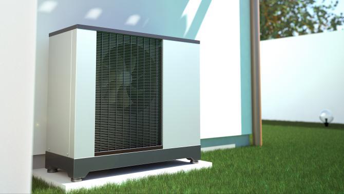 Heizen mit Wärmepumpe ist klimafreundlich – wenn die ...
