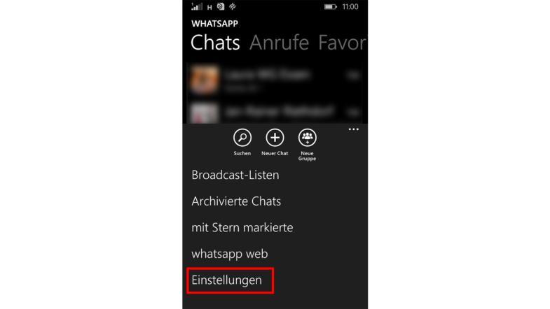 Chat-App-Überprüfung